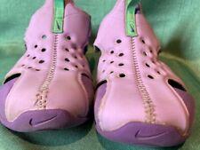 Nike Sunray Purple Sandals Size 13c