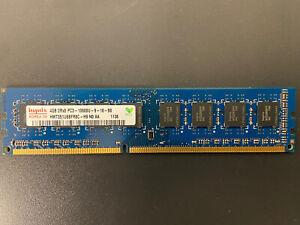 4GB DDR3 1333MHZ PC3-10600U Desktop Memory RAM DIMM 240 pin