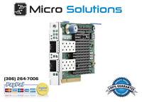 HP Dual Port PCI-e FDR 10GB 560FLR-SFP+ 665241-001 665243-B21 Host Bus Adapter