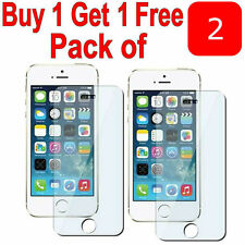 Genuine Ultra Hard Tempered Glass Screen Protector Saver For Apple iPhone SE