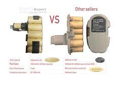 2 NEW 18V NI-CD Battery for DEWALT DE9039 DE9095 DW9095 18 Volt Cordless Drill