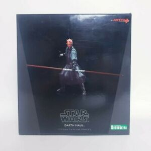 ARTFX+ Star Wars Darth Maul Phantom Menace 1/10 Scale Action Figure New In Box