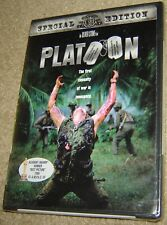 Platoon (Dvd, 2009, Special Edition Single Disc Version), New & Sealed, Oscars!