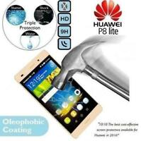 2X Tempered Glass Screen Protector Film For Huawei P9 / P10 Plus/ P8 Lite 2017