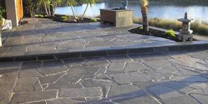 Natursteine Bruchsteine Terrassenplatten Polygonalplatten Schwarz 2-3 cm
