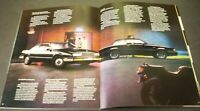 1986 Buick Dealer Prestige Sales Brochure Grand National Gran Sport Coupe Turbo