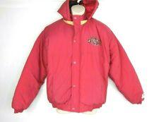 Vintage New San Francisco 49ers Starter Mens Puffer Jacket  Size L / XL