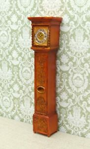 1:12 Dolls House Grandfather Clock