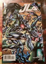 JLA Justice League of America (2015) #1 Cyborg Cover NM DC Comics  J&R