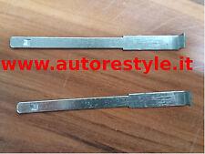 Radio keys chiavi sgancio rimozione autoradio Entriegelung PIONEER JVC 1 e 2 DIN