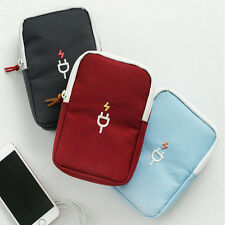 Case Bag Storage Box For Power Bank Portable External Backup Battery Charger