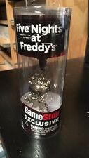 FNAF FIVE NIGHTS AT FREDDYS CHROME GOLDEN FREDDY EXCLUSIVE GAME STOP EXPO 2016