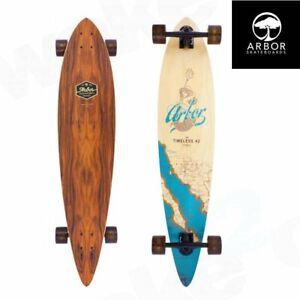 Arbor Timeless Groundswell Performance Longboard Complete 42″ - Brand New
