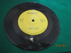 NOS VINTAGE  MASTERS THEME SONG   RECORD BY DAVE  LOGGINS