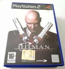 HITMAN CONTRACTS PLAYSTATION 2 PS2 OTTIMO ITALIANO SPED GRATIS SU + ACQUISTI!!