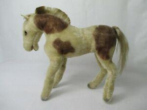 Altes Steiff Pferd