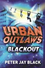 Blackout (Urban Outlaws), Black, Peter Jay