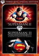 Superman II DVD Neuf, édition spéciale 3dvd
