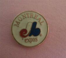 """Montreal Expos Logo MLB  Tiny ½"""" Lapel Pin New"""