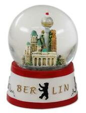 Snow Ball Berlin TV Tower Goal Dom Church Souvenir Germany snowglobe