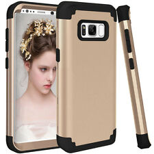 For Samsung Galaxy Note 8 S8+ Rugged Hybrid Full Body Shockproof Hard Case Cover