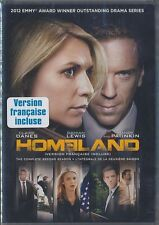 Homeland: The Complete Second Season (DVD, 2015, 4-Disc Set) BRAND NEW