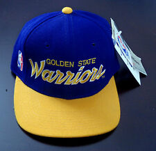 Vintage Golden State Warriors Sports Specialties Fitted Hat size 6 5/8 NEW