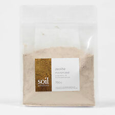 Pure Micronised Zeolite Powder 750g Mineral Detox | -10 Micron | Express