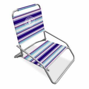 Caribbean Joe Basic Folding Beach Chair