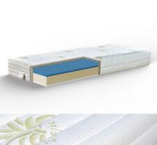 DOUBLE H21 Materasso DOPPIA STAGIONE lattice memory singolo 80x190 Aloe Vera