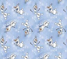 100% Cotton Fabric - Frozen II Olaf Toss - Fat Quarter
