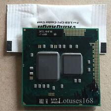 Intel Core i7 640M 2.8 GHz 2-Core Processor 4M Laptop CPU G1 SLBTN HM55 HM57