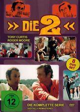 DVD-BOX NEU/OVP - Die 2 - Die komplette Serie - Tony Curtis & Roger Moore