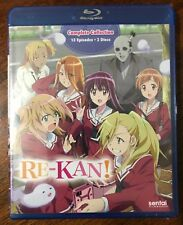 Re-Kan! The Complete Collection (Blu-ray Disc, 2016, 2-Disc Set) Sentai