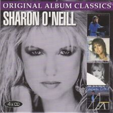 SHARON O'NEILL - ORIGINAL ALBUM CLASSICS (4CD)