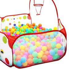 90cm Foldable Kids Children Ocean Ball Pit Pool Ball Play Toys Tent Pop up Hexag