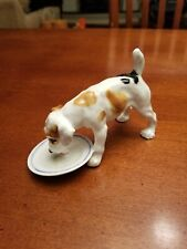Royal Doulton Jack Russell dog figurine retired perfect condition
