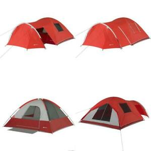 Ozark Trail 4-Person Dome Tent With Vestibule And Full Coverage Fly