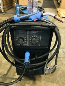 MILLER MILLERMATIC 250 MIG WELDER 240V