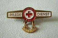 DDR Abzeichen - DRK - Deutsches Rotes Kreuz - Pflegedienst - in Gold - Stufe 1