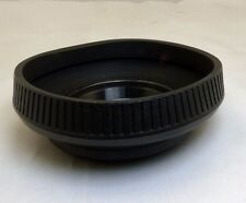 52mm Rubber  Lens Hood fortelephoto lenses