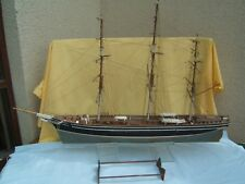 "VINTAGE  FINESCALE  DISPLAY MODEL OF THE   "" CUTTY SARK """
