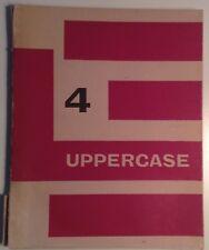 Uppercase 4 - Theo Crosby (editor) William Turnbull - Patrick George