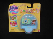 Rare Vintage 1995 Mimi and the Goo Goos Kayo and His Camera Polly Pocket MOC