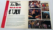 1970 distributor movie promo ~ M*A*S*H* ~ Donald Sutherland, Elliott Gould