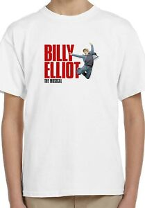 Billy Elliot The Musical Poster Holiday Kids Unisex Top Birthday Gift T-Shirt 99
