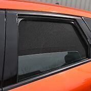 Car Shades Custom Fit Rear & Side Window Shade (fits 2015-17 Fiat 500X) 4 pcs