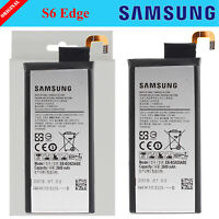 New Original OEM Battery For Samsung Galaxy S6 Edge SM-G925 B-BG925ABE 2600mAh