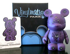 "DISNEY VINYLMATION 3"" PARK SERIES 1 HAUNTED MANSION CREEPY WALLPAPER TOY FIGURE"