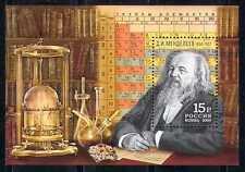 Rusia 2009 periódica/ciencia/personas/químico m/s n28620